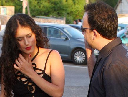 מירי מסיקה ואורי זך (צילום: אורי אליהו)